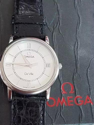 reloj omega deville