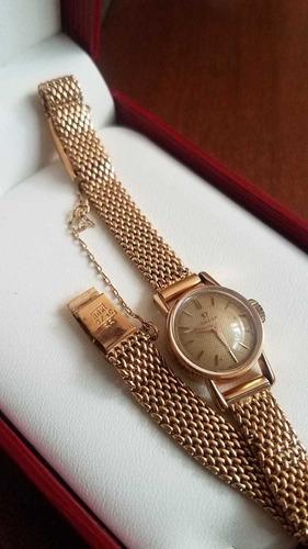 reloj omega oro 18k mujer excelente estado