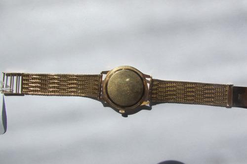 reloj omega oro macizo 60.6 gramos