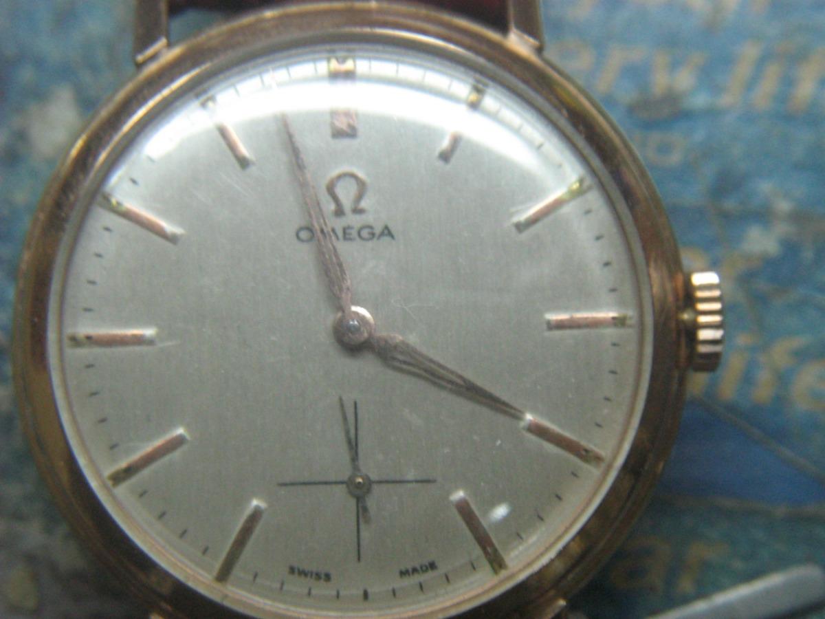 fina artesanía grandes ofertas en moda tecnologías sofisticadas Reloj Omega Oro Reparado Por Walter Nocilla - $ 37.000,00