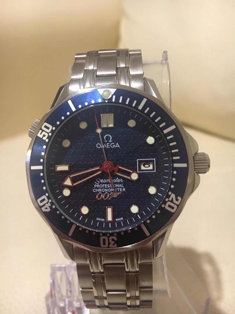 mejor selección 49842 d1f17 Reloj Omega Seamaster 007 Automático James Bond