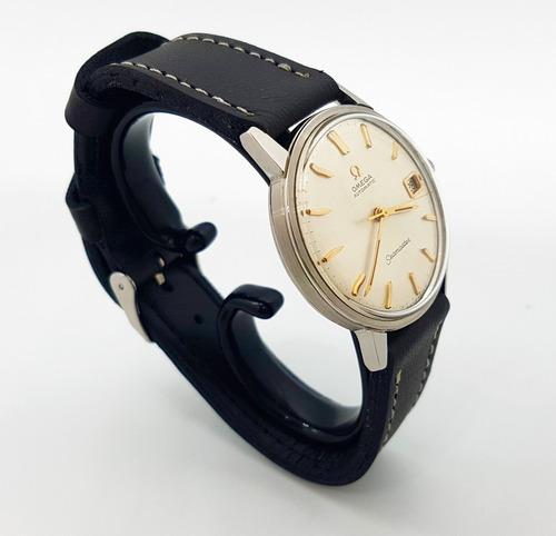 reloj omega seamaster acero inox automatico original