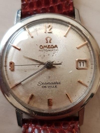 Reloj Omega Seamaster Deville Automático Vintage Ral - S  2.000 50bae25d03be