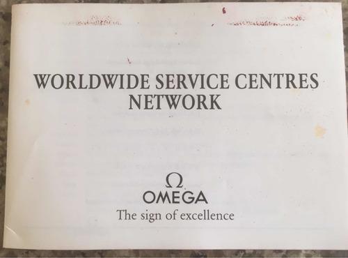 reloj omega seamaster. masculino. 100% original