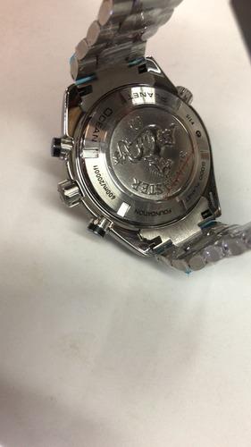 reloj omega seamaster planet o horus buen fin 12 msi