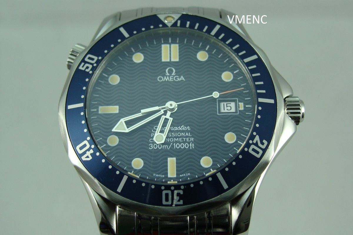 187c84a194cd reloj omega seamaster professional 300m aut. calibre 1120. Cargando zoom.
