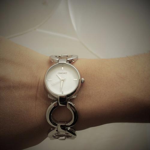 reloj ona saez os5043acbl mujer | original envío gratis