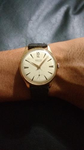 reloj onyx 17rubies enchapado con garantia ¡¡¡¡¡¡¡¡¡¡¡¡¡¡¡¡¡