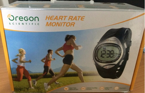 reloj oregon pulsometro banda se122 cardio. original oficial