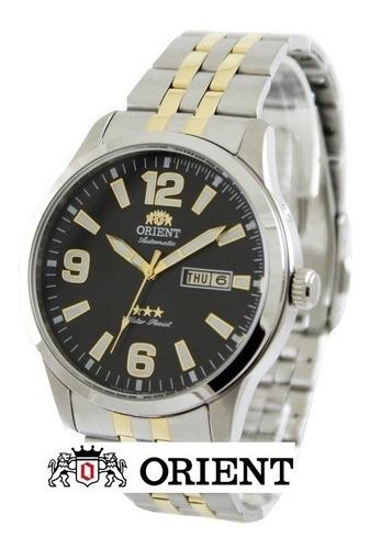 reloj orient automatico combinado para caballero liniers