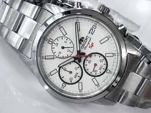 reloj orient cronógrafo fku00003w0 hombre| envío gratis
