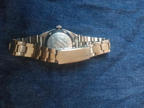 reloj orient crystal 21 jewels resistente al agua automático