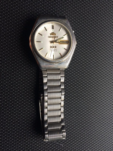 reloj orient crystal