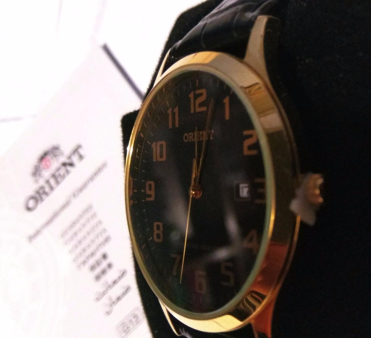 Orient Cuarzo FQC0D003W Reloj