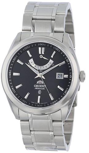reloj orient ffd0f001b plateado