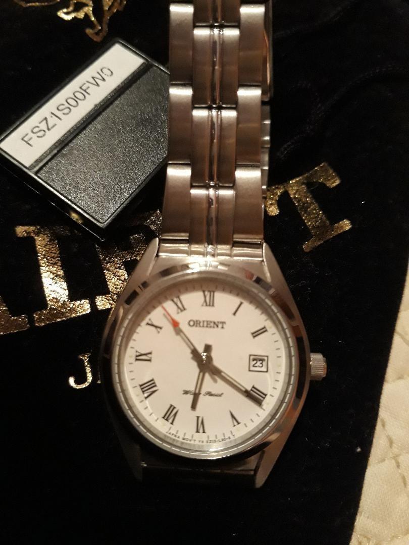 reloj orient original mujer nuevo. Cargando zoom. 456a82baf7d8