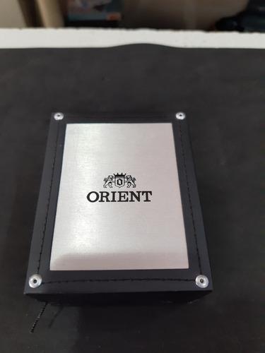 reloj orient sp único en caja