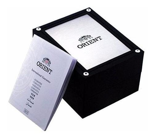 reloj orient sporty fqc0r004w0 mujer | original | agente of.
