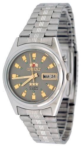 reloj orient wort968 plateado