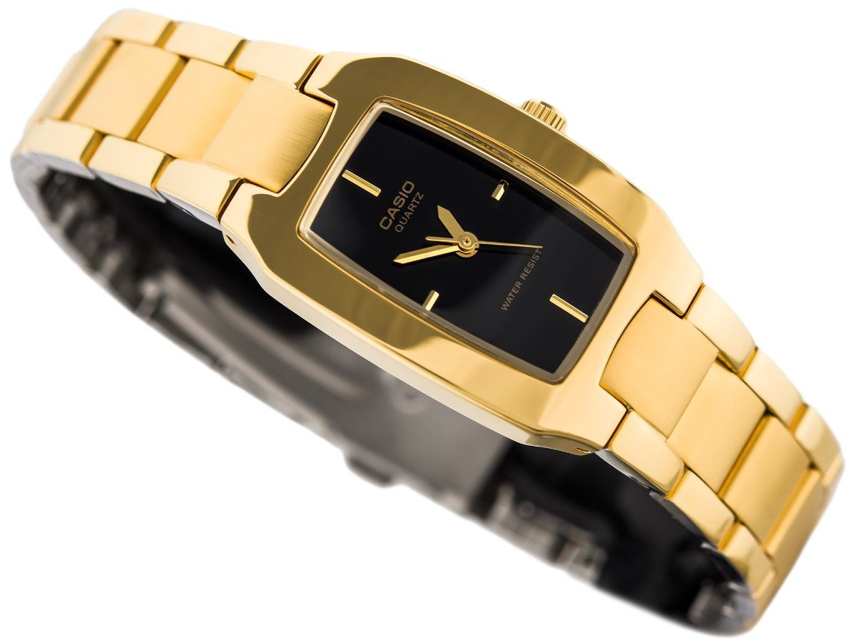41a31dbc7245 Reloj Orig Casio Acero Analogo Dorado Dama Ltp-1165n -   167.500 en ...