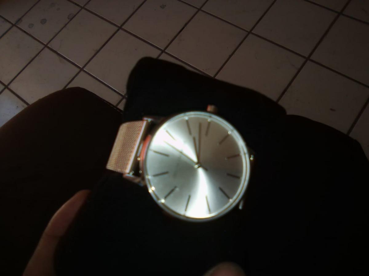 ffa4e9b1fc7e reloj original armani. cuenta con factura de sears. Cargando zoom.