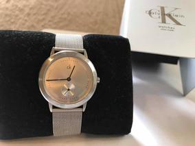 5cd46c501191 Reloj Ck Calvin Klein Glam - Joyas y Relojes en Mercado Libre México