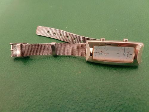 reloj original de mujer marca fosil usa, dos cuadrantes!!!!