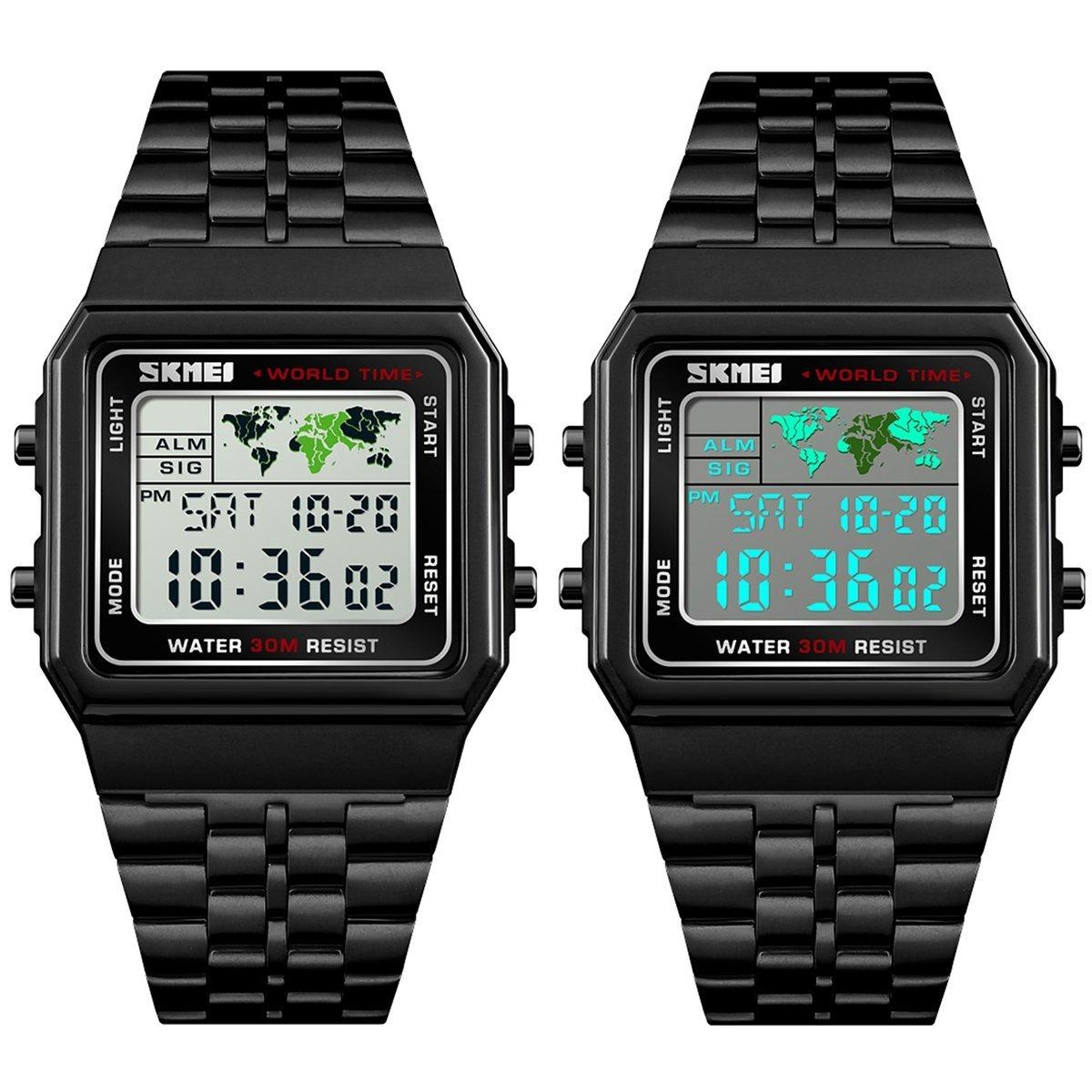 e68bd56e2f84 reloj original digital para caballeros - 4 colores. Cargando zoom.
