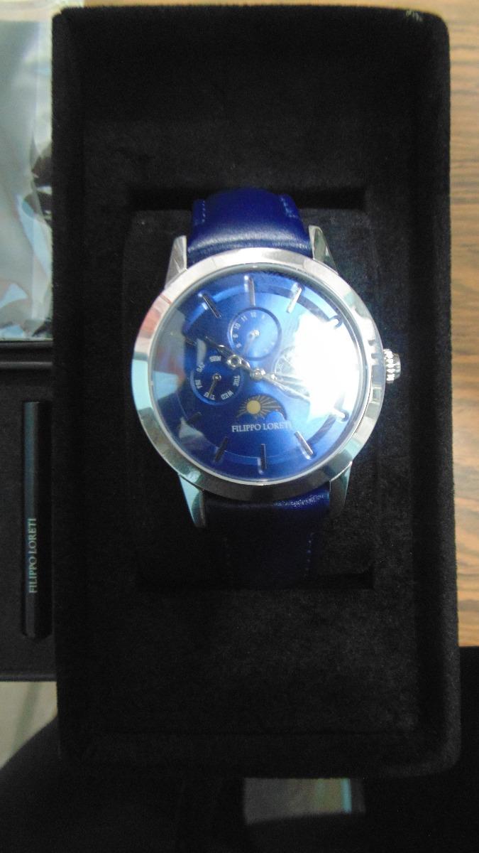 Original Filippo A Mano Loreti Reloj Hecho O0mNnvw8