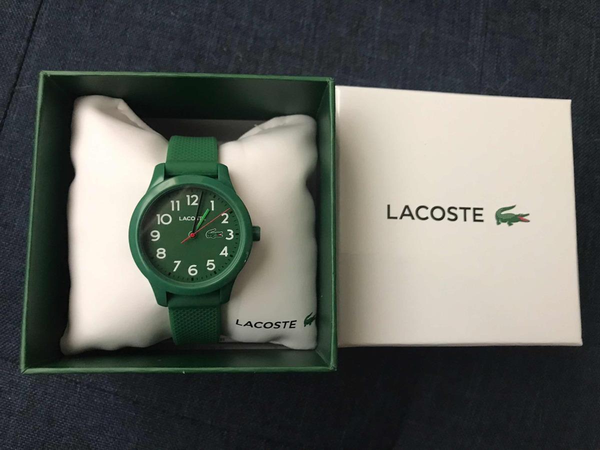 1b5de34c984aea Reloj Original Lacoste Para Niño - $ 1,199.00 en Mercado Libre