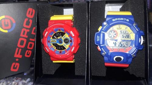 79b44e9a256a reloj original sumergible colombia 2018 original 2x1 oferta. Cargando zoom.