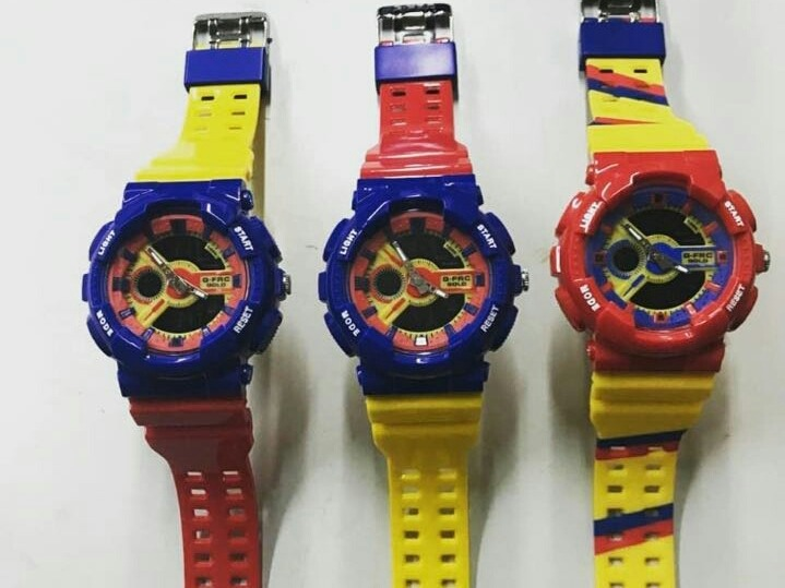 5a350d1a3fad Reloj Original Sumergible Colombia 2018 Original 2x1 Oferta ...