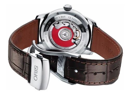 reloj oris artelier jumping hour 91777024051 tienda oficial