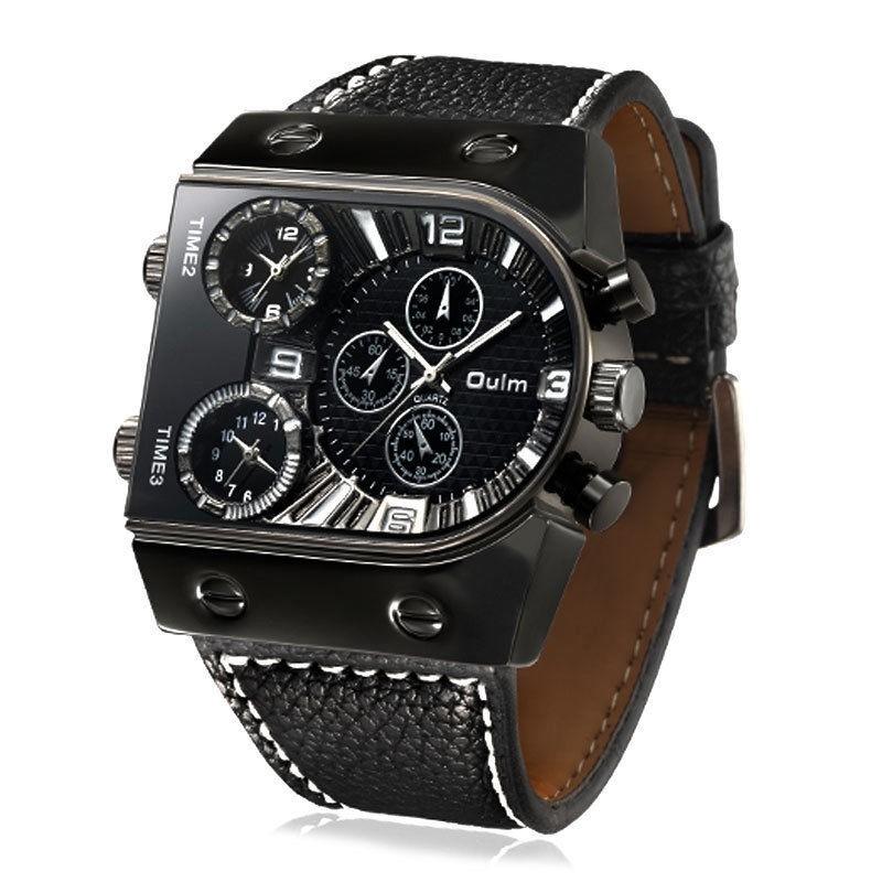 b3036bb25dd7 Reloj Oulm Deportivo Para Caballero -   589.00 en Mercado Libre