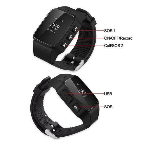 Reloj Para Adulto Localizado Con Gps Gratuito - $ 189.900 en Mercado ...