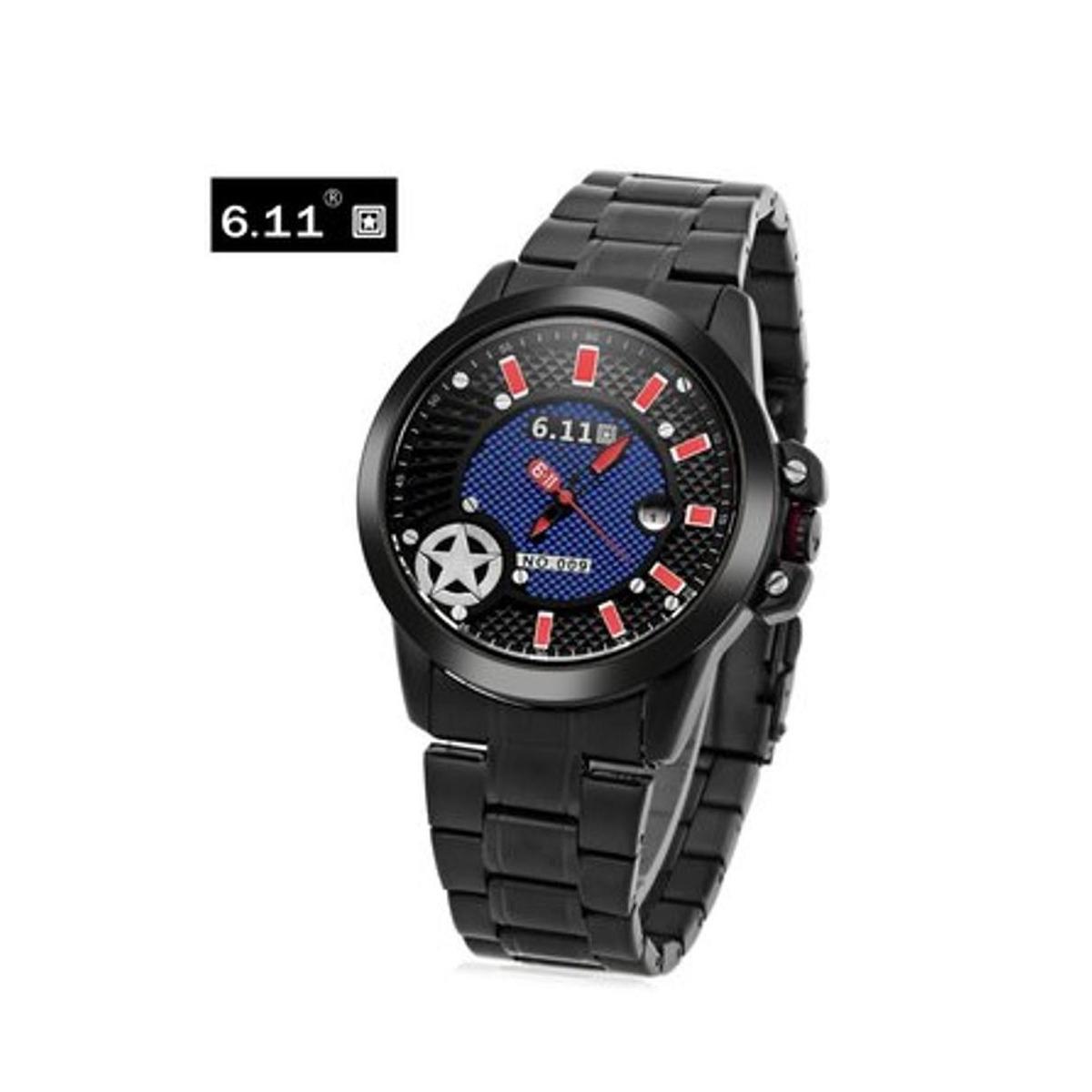Reloj No De Mineral Para Caballero 11 V 6 Cuarzo lFKTJ31c