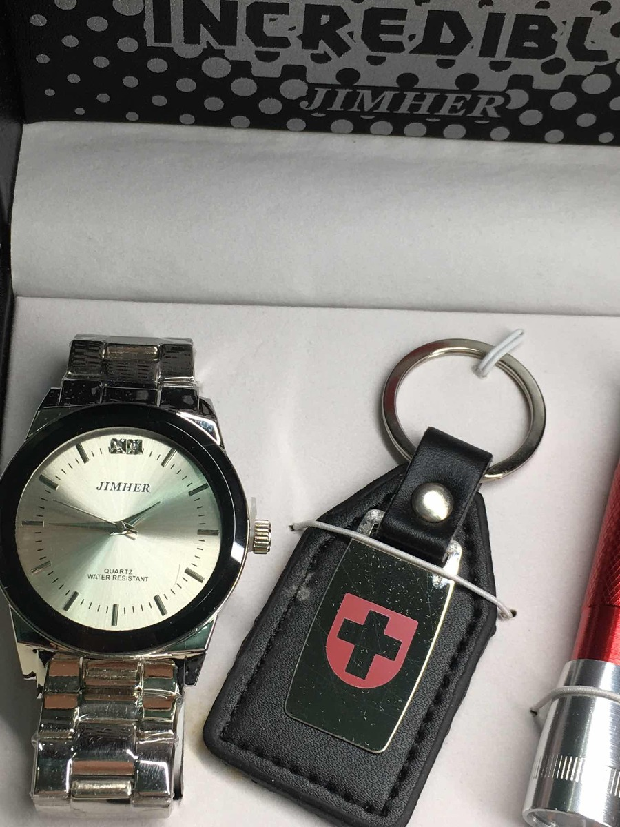 baratas para descuento 8cf66 a92bd Reloj Para Caballero Con Estuche Incredible