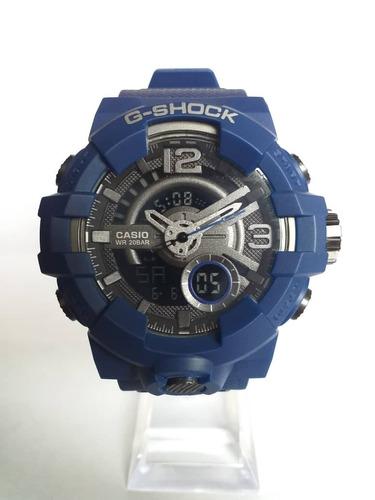 reloj para caballero digital deportivo g-shock doble hora