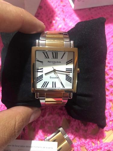 reloj para caballero nivada executive