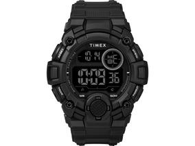 f8c2733a8aa2 Pulseras De Bolitas De Silicon Hombre Timex - Reloj de Pulsera en ...