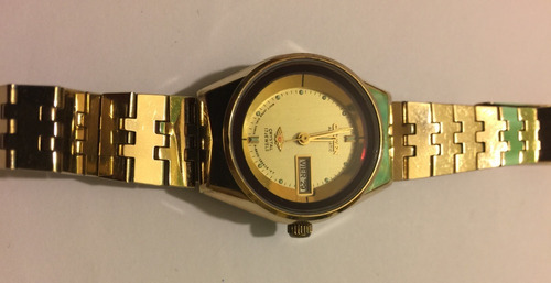 reloj para dama citizen automatic crystal 17 jewels
