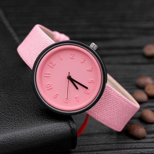 reloj para dama elegante de pulsera tipo cuarzo