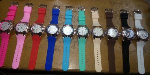 reloj para dama kripton variedad de colores nuevo  tienda