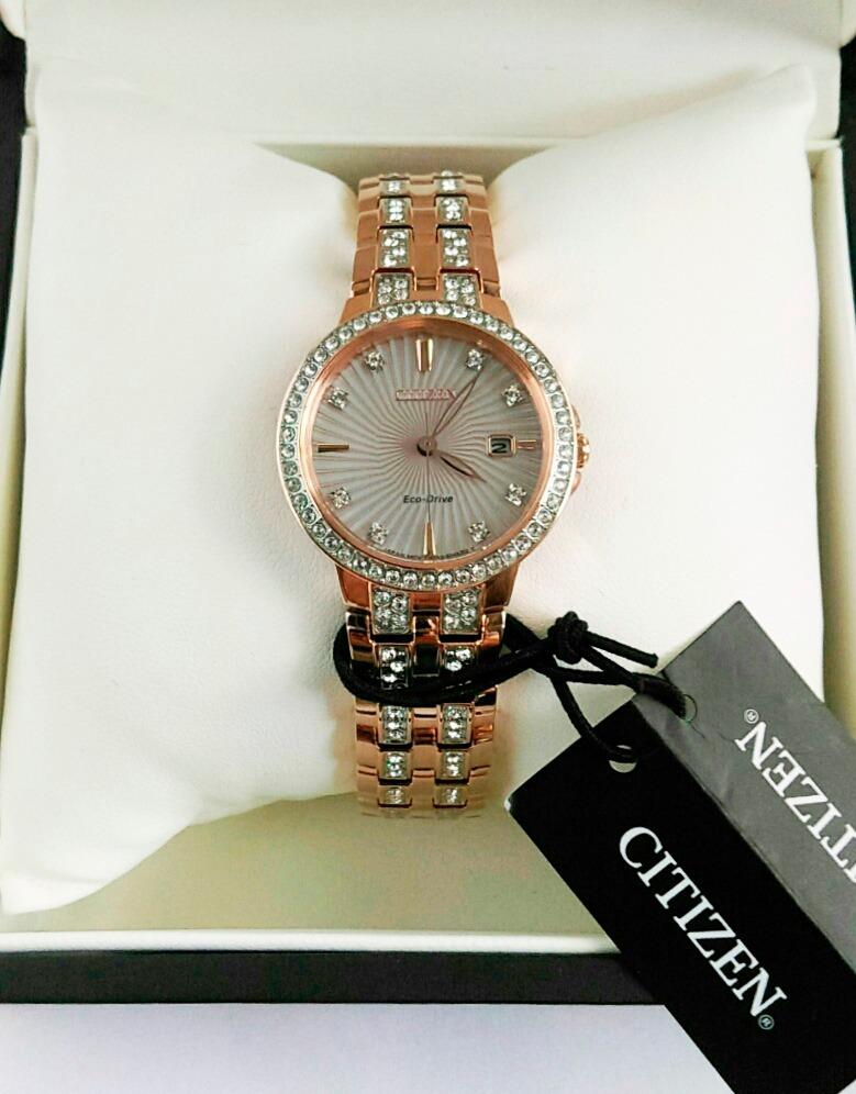 e5cb00cad1b5 reloj para dama marca citizen. Cargando zoom.