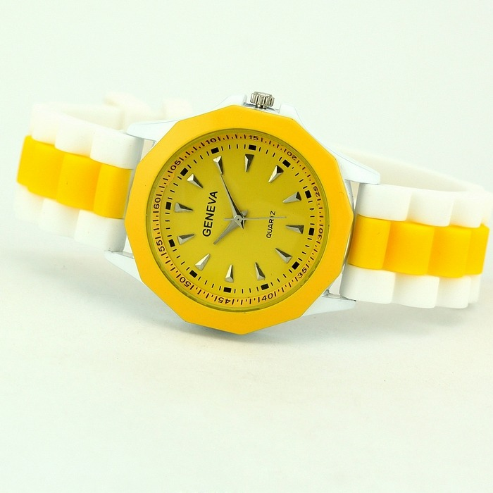 Reloj Para Dama Marca Geneva -   299 3ab6b0c1f7d5
