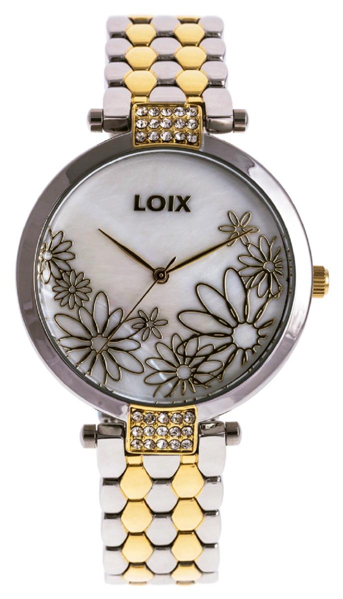 fbcdcda5d966 Reloj Para Dama Marca Loix Ref L 1134-02 Dos Tonos -   149.900 en ...