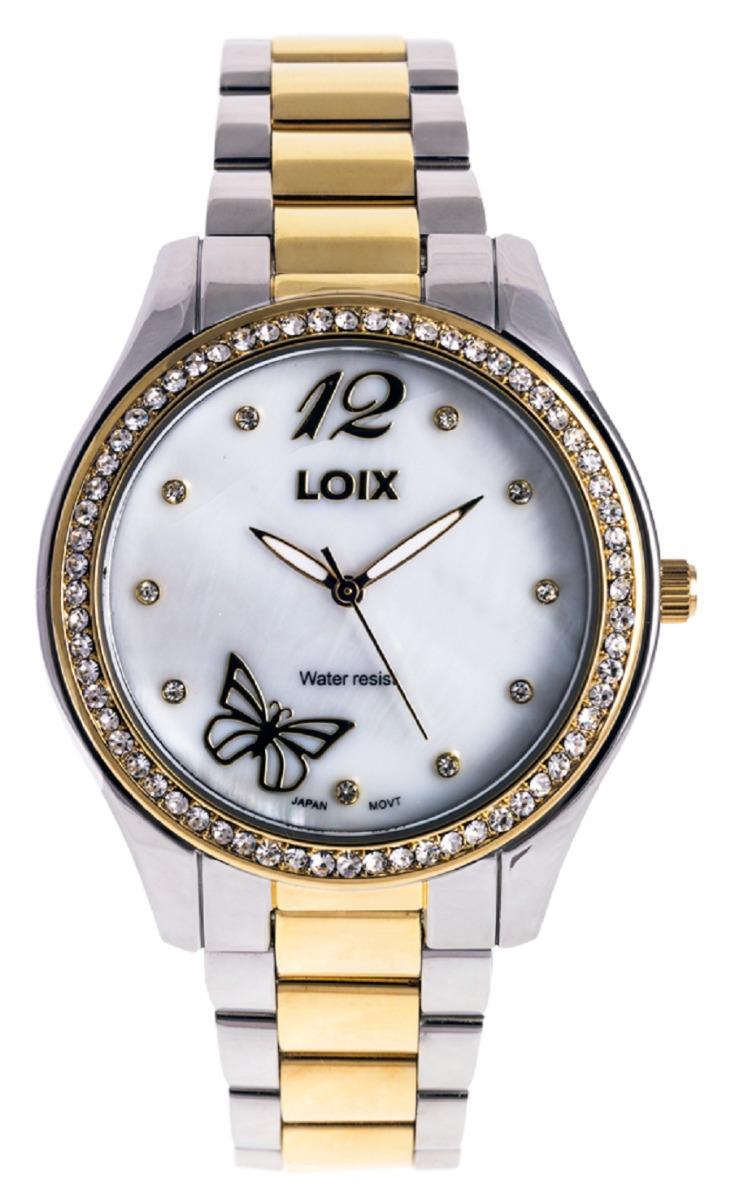 9d86e2410c3f Reloj Para Dama Marca Loix Ref L 1135-03 Dos Tonos -   149.900 en ...