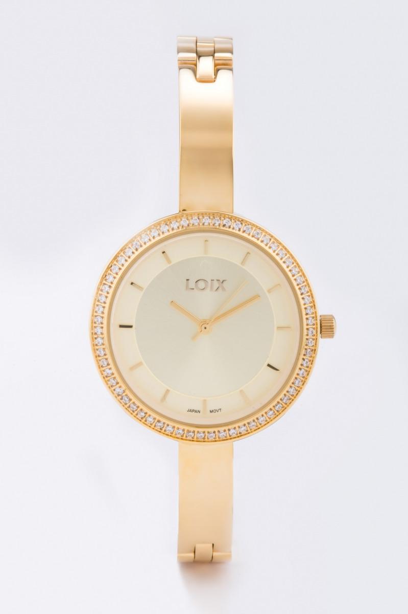 f1ef7ea6aa6f Reloj Para Dama Marca Loix Ref L 1138-4 Dorado -   149.900 en ...