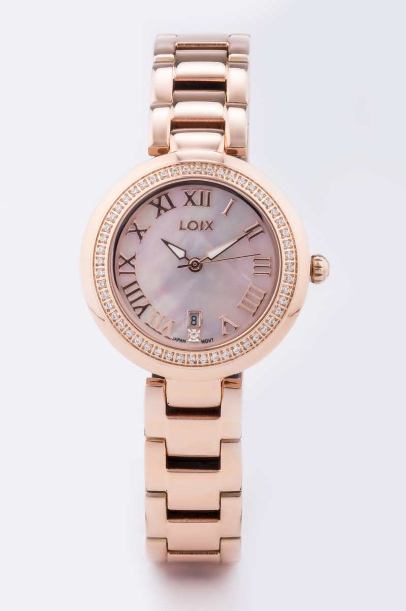 a9ebb1b4cb0b Reloj Para Dama Marca Loix Ref L 1144-05 Palo De Rosa -   149.900 en ...