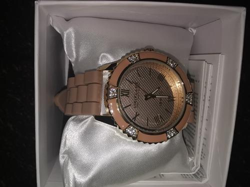 reloj para dama oriflame rosa